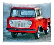 Jeep 1959 Fc150 Forward Control Pickup Tapestry