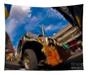 Jeepney 62932501 Tapestry