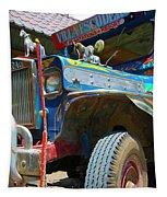 Jeepney Tapestry