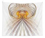Jelly Fish Art Tapestry