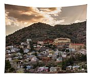 Jerome - America's Most Vertical City Tapestry