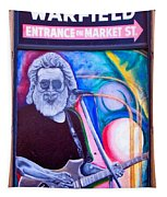 Jerry Garcia - San Francisco Tapestry