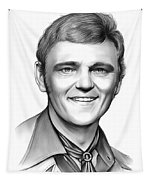 Jerry Reed Tapestry