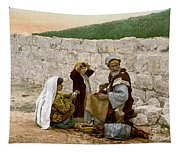 Jerusalem Shoemaker, C1900 Tapestry