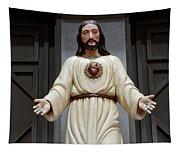 Jesus Figure Tapestry
