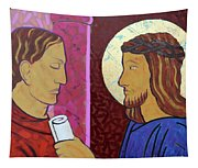 Jesus Is Condemned Tapestry