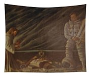 Jews In Space Tapestry