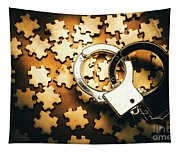 Jigsaw Of Misconduct Bribery And Entanglement Tapestry