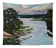 Jim Day Morning Tapestry
