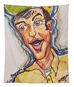 Jim Nabors Tapestry