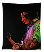 Jimi Hendrix 4 Tapestry