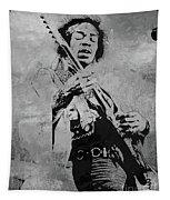 Jimi Hendrix Pop Star  Tapestry