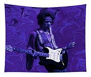 Jimi Hendrix Purple Haze Tapestry
