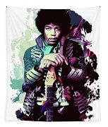 Jimi Hendrix, The Legend Tapestry