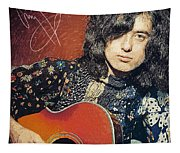Jimmy Page Tapestry