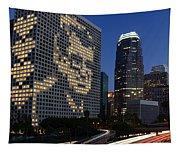 Joe Paterno City Scape Tapestry