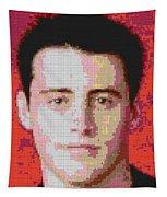 Joey Lego Mosaic Tapestry
