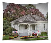 John Wayne Birthplace Tapestry
