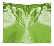Josea - Green Tapestry