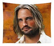 Josh Holloway Tapestry