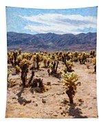 Joshua Tree Ca 3 Tapestry