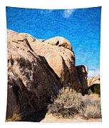 Joshua Tree Ca 4 Tapestry