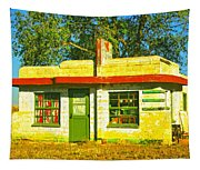 Juarez Motel Tapestry