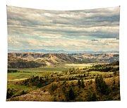 Judith River Breaks Tapestry