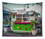 Juices And Smoothies Tapestry