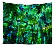 Jungle Colors Tapestry