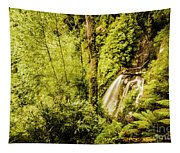 Jungle Steams Tapestry