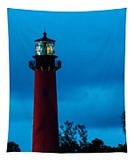 Jupiter Lighthouse Tapestry