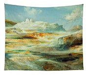 Jupiter Terrace  Yellowstone Tapestry