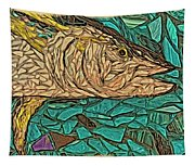 Just A Fish Tapestry