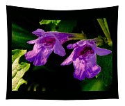 Just A Little Wild Flower Tapestry