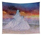 Just Like Mom II Tapestry