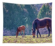 Just Like Mom Tapestry