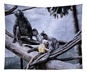 Just Monkeying Around Tapestry