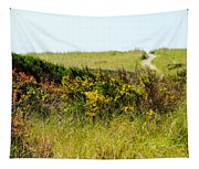 Just Over The Hill Tapestry