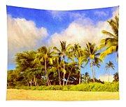 Kaanapali Beach Maui Tapestry