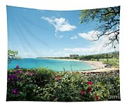 Kaanapali Maui Hawaii Tapestry