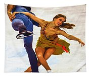 Kaitlyn Weaver And Andrew Poje Tapestry