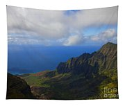 Kalalau Storm Clearing Tapestry
