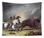 Kane: Buffalo Hunt Tapestry