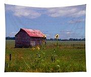 Kansas Landscape Tapestry