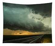 Kansas Storm Chase Bust Day 004 Tapestry