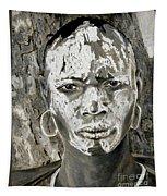 Karo Man Tapestry