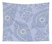 Kasbah Blue Paisley II Tapestry