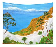Kauai Hawaii Tapestry