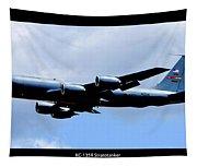 Kc-135r Stratotanker Poster Tapestry